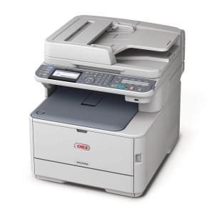 Impresora multifuncional Okidata MC562W